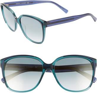 Rebecca Minkoff Jane1 57mm Sunglasses