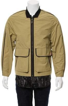 Hunter Lined Zip-Up jacket