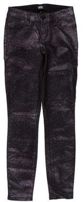 Paige Verdugo Ankle Low-Rise Jeans w/ Tags