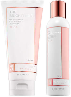 Beauty Bioscience THE BRIGHTENER Two-Part Cell Renewal Treatment, 2 x 2.0 oz./ 60 mL