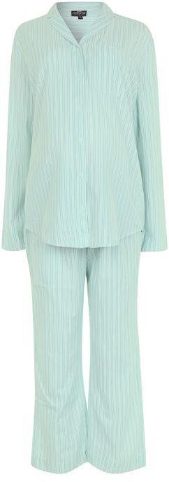 TopshopTopshop Maternity mint stripe pyjama set