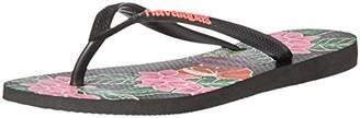 Havaianas Women's Slim Floral Sandal