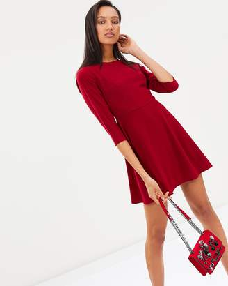 Atmos & Here ICONIC EXCLUSIVE - Michelle Fit-and-Flare Dress