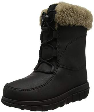 5dae83331eacc FitFlop Women s Loaff Waterproof Lace up Boots