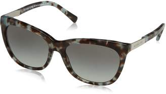 Michael Kors ADELAIDE II MK2020 Sunglasses 315411-56 - /silver Frame, Grey Gradient