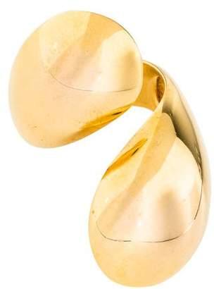 Charlotte Chesnais Petal Bypass Ring