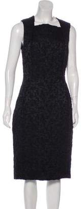 Bottega Veneta Sleeveless Midi Dress w/ Tags