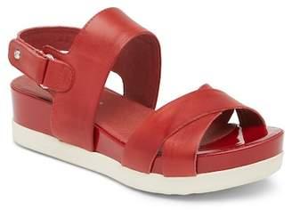 PIKOLINOS Rosomar Platform Leather Sandal