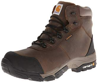 "Carhartt Men's 6"" Breathable Non Safety Toe Waterproof Hiker Boot CMH6144"