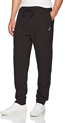 Nautica Men's Standard Active Sueded Fleece Jogger