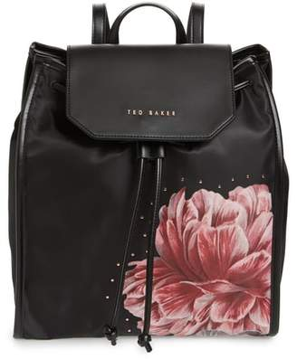 Ted Baker Iberiis Tranquility Print Backpack