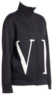Valentino Logo Track Jacket