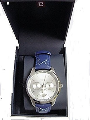 Chaps Ladies Navyクロノグラフ腕時計チャップス1005