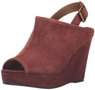 Lucky Brand Women's Jemadine Wedge Sandal