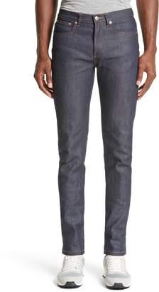 A.P.C. Petit Standard Stretch Slim Straight Leg Jeans