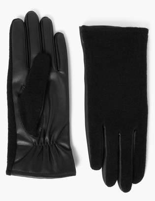 Marks and Spencer Wool Blend Gloves