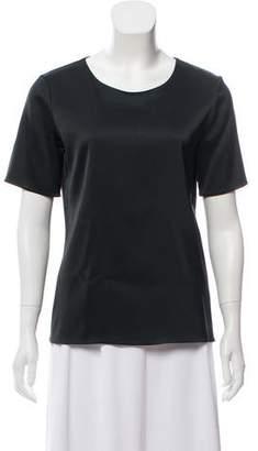 Protagonist Oversized Short Sleeve Blouse