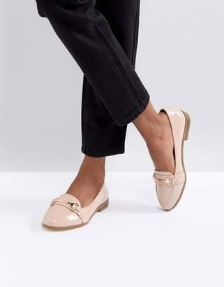 4bc1b20c430b Kurt Geiger Patent Flat Shoes - ShopStyle UK