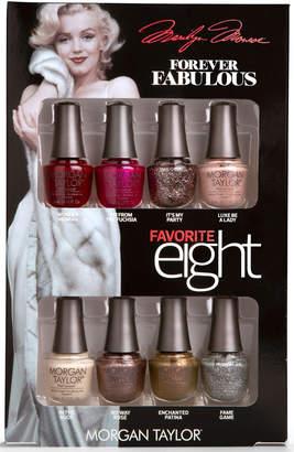 Morgan Taylor Online Only Forever Fabulous Marilyn Monroe Favorite 8 Mini Pack
