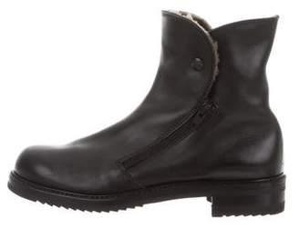 Gravati Leather Ankle Boots