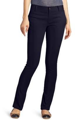 Lee Uniforms Juniors Original Skinny Leg Pant