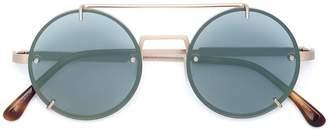 Vera Wang round frame sunglasses