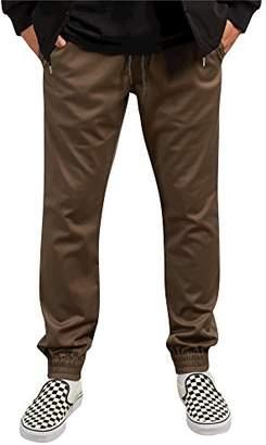 Volcom Men's Frickin Modern Fit Tap Jogger Chino Pant