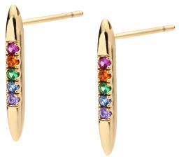 Dear Addison Rainbow Earrings