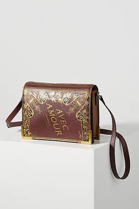 Camilla Book Crossbody Bag