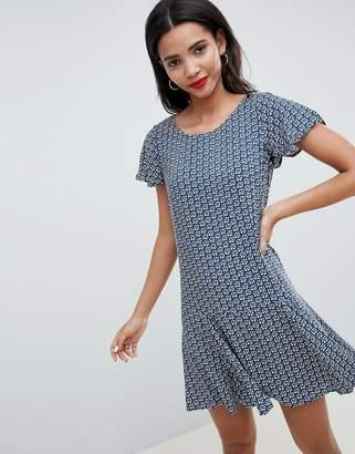 Esprit Ditsy Floral Tea Dress