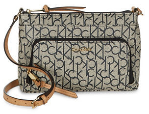 Calvin KleinCalvin Klein Monogram Shoulder Bag