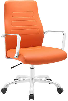 Modway Depict Mid Back Aluminum Office Chair