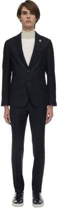 Lardini Washable Wool Suit