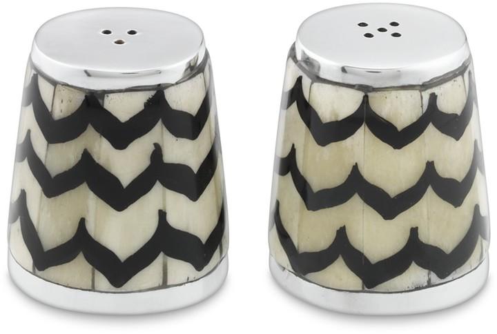 Williams-Sonoma Chevron Salt & Pepper Shaker Set