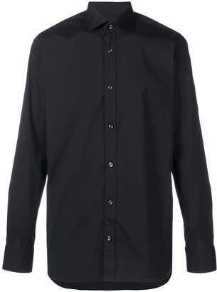 Ermenegildo Zegna classic plain shirt