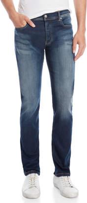 Serge Blanco Power Stretch Slim Fit Jeans