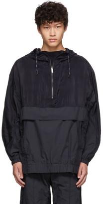 Valentino Navy VLTN Anorak Jacket