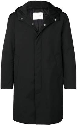 MACKINTOSH hooded down raincoat