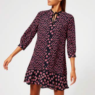Whistles Women's Lenno Print Shirt Dress