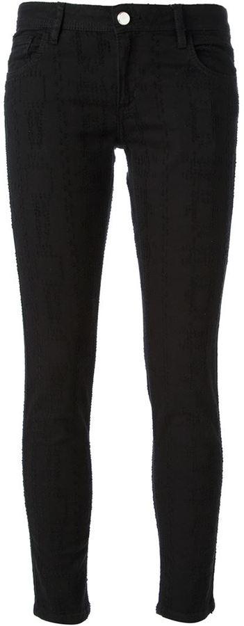 Faith Connexion textured skinny jeans