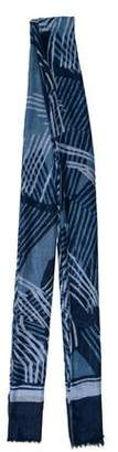 Kinross Cashmere Silk & Cashmere-Blend Scarf