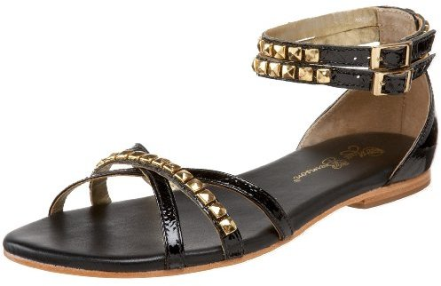 Matt Bernson Women's Barracuda Ankle Strap Sandal