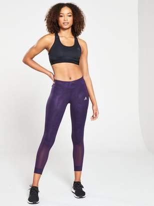 adidas Own The Run Tight - Purple