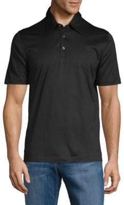 Brioni Cotton-Jersey Polo Shirt