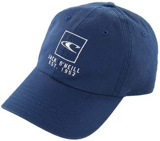 O'Neill Jack Lock-Up Cotton Baseball Cap