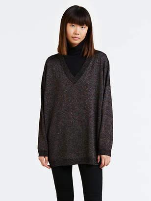 Levi's Oversized V-neck Sweater