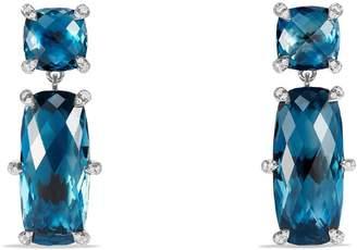 David Yurman 'Chatelaine' Double Drop Earrings