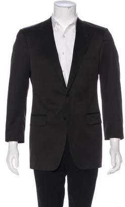 Gucci Wool Two-Button Blazer