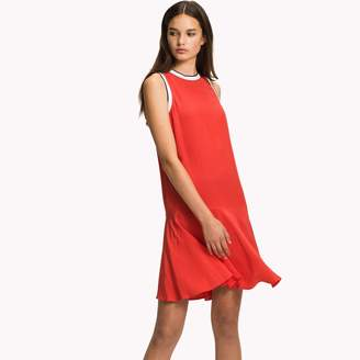 Tommy Hilfiger Red Line Dress