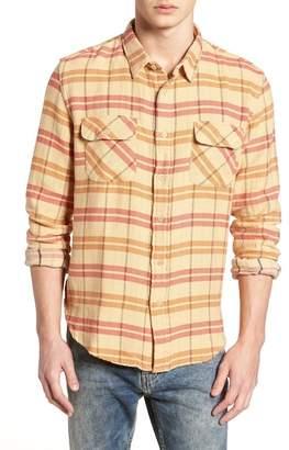 Levi's CLOTHING Vintage Clothing Shorthorn Western Shirt